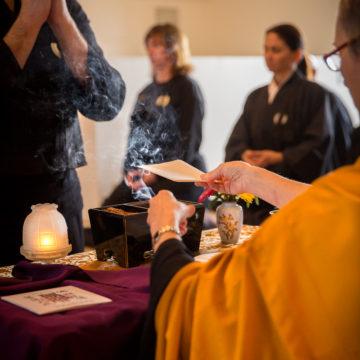 The Bodhisattva Precepts
