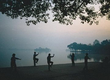 Visualization, Koans and Tai Chi
