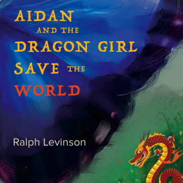 Aidan and the Dragon Girl Save the World