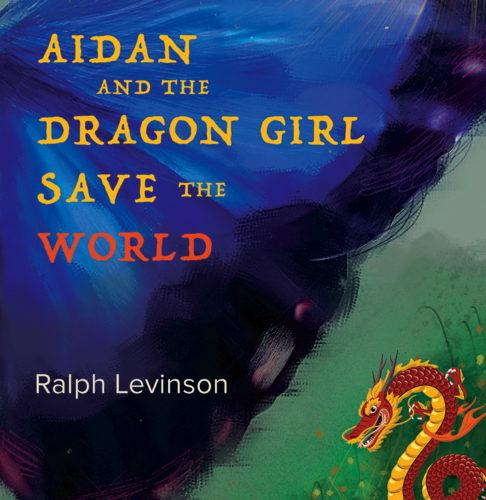 Aidan and the Dragon Girl Save the World