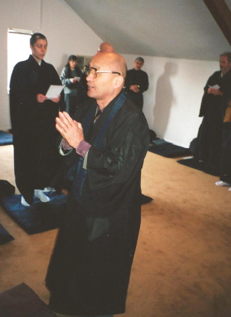 20. Takeshi visits