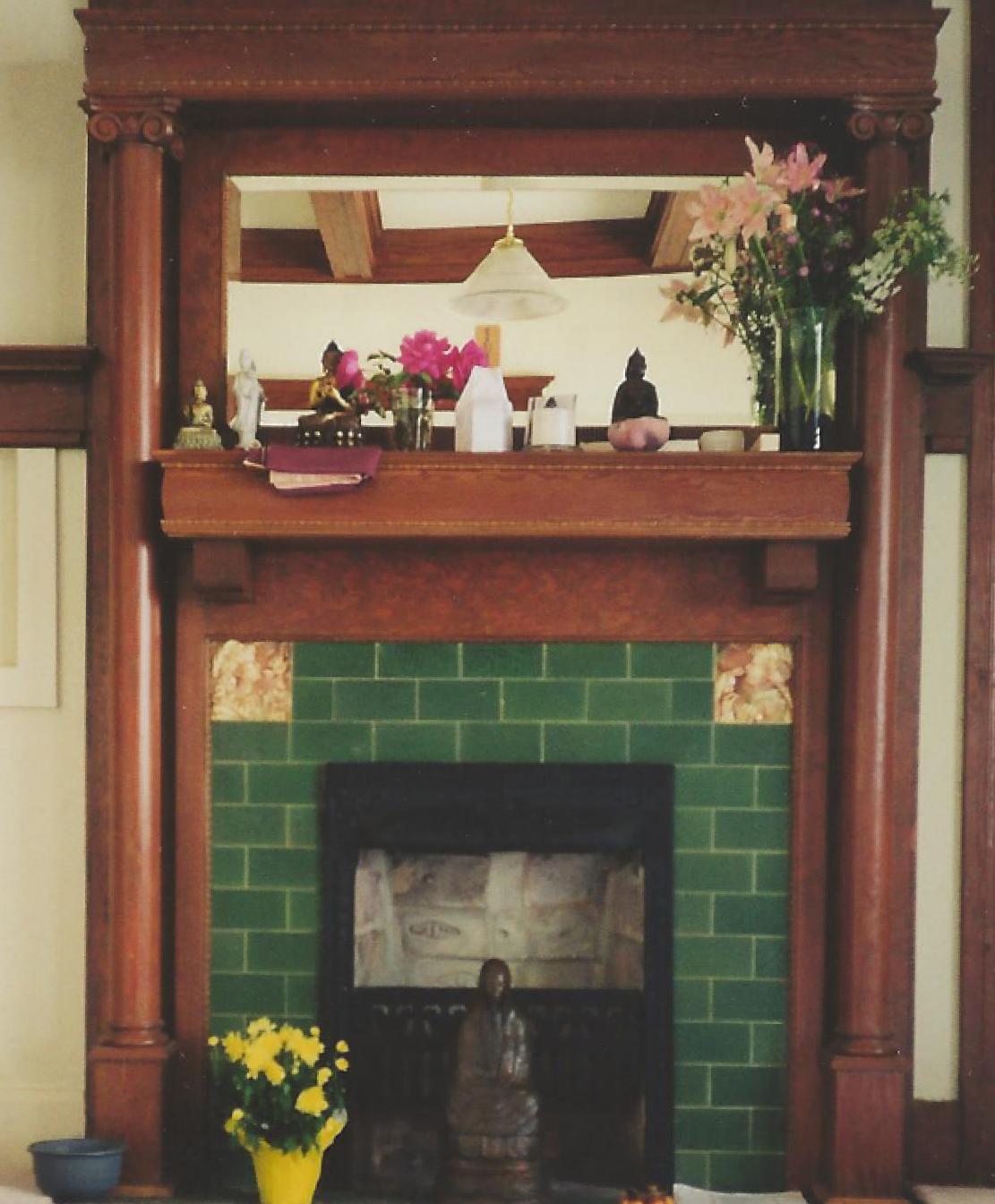 8. first altar