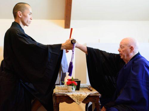Shuso Hossen, Shosan and Tea Ceremony 2017