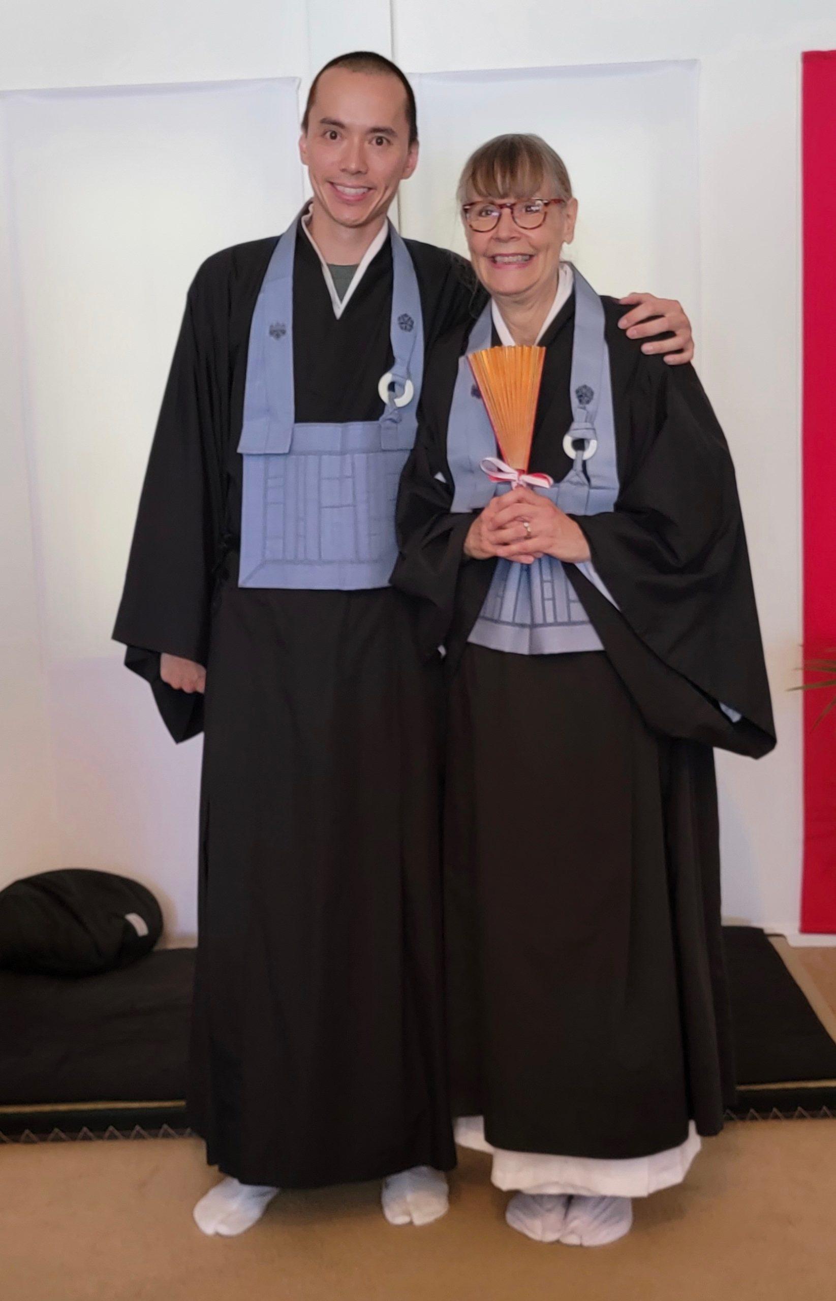 Juzen and Kujaku