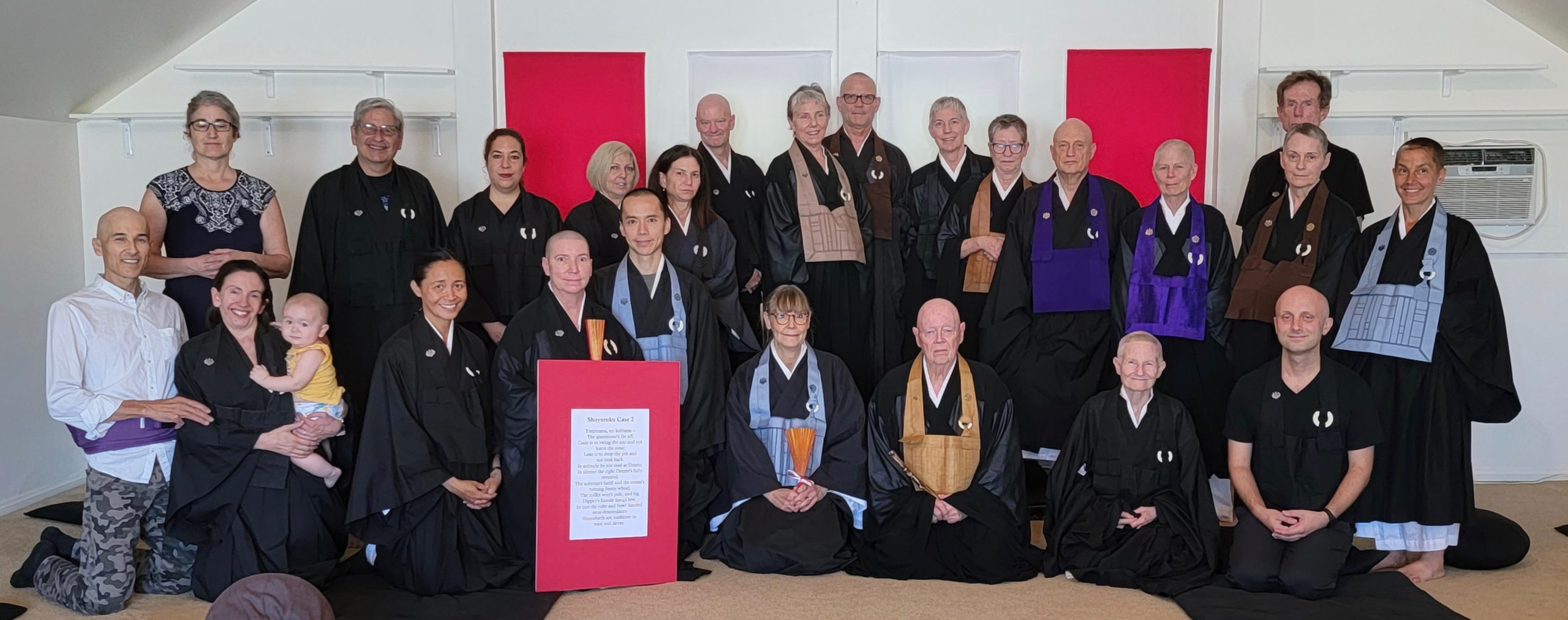 Sangha Group Photo